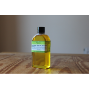 A balanced blend of organic oils for scalp and hair